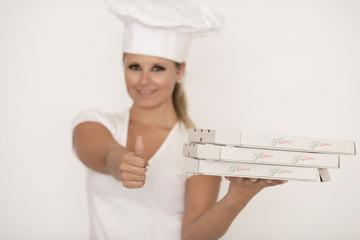 Pizzabringdienst