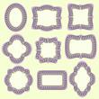 Set of rames