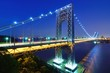 George Washington Bridge in New York
