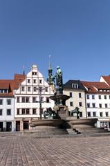 Otto der Reiche Denkmal in Freiberg