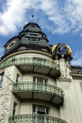 Jugendstilhaus in Wien
