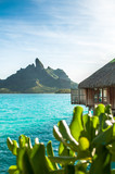 Bora bora background