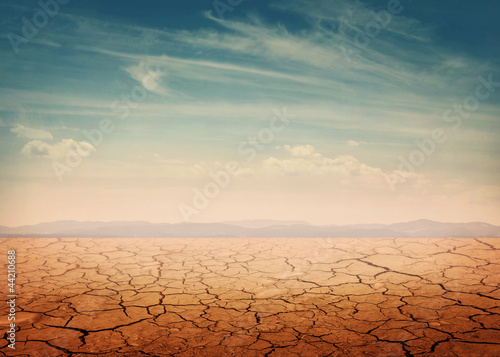 canvas print picture Desert