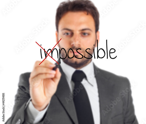 Businessman - Im possible