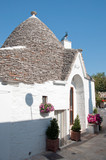 Fairy house, Trulli in Alberobello - Puglia