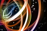 Fototapety Abstract space background
