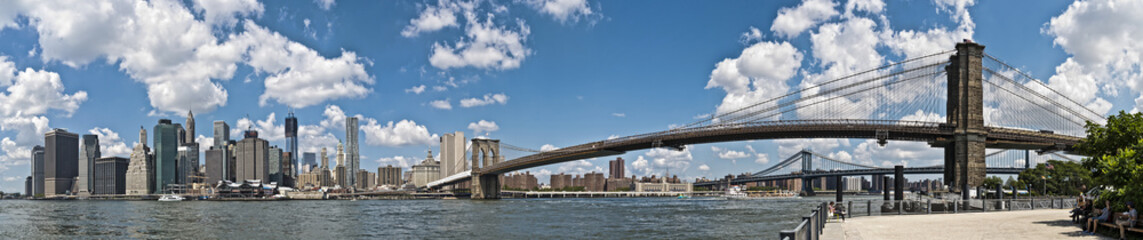 Brooklyn Bridge Park Pier One View