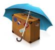 Assurance bagages (reflet)