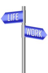 cartello vita lavoro