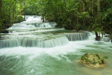 Beautiful Waterfall in Thailand