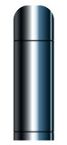 Vector illustration of thermos