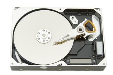 hard disk disco testina
