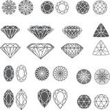 elementy projektu diament - wycinanie próbek