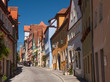 Schmiedgasse in Rothenburg ob der Tauber