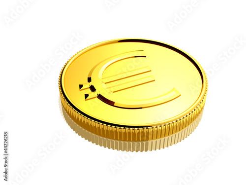 Pièce de monnaie euro 2
