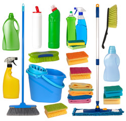 Janitorial equipment