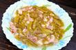 Hausgemachte Bohnensuppe