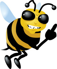 Bee Rude