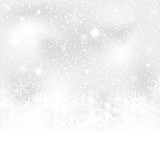 Fototapety Abstract winter background