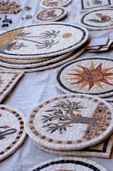 Stone mosaics handmade in tunisia