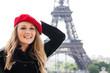 Fototapeten,eiffelturm,frankreich,paris,rot