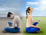 Fototapety Fresh meditation