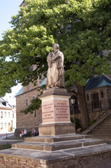 Annaberg Buchholz Lutherdenkmal