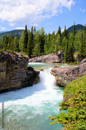 Elbow Falls, Kananaskis Country, Alberta, Canada