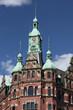 prunkvolles Gebäude in Hamburg