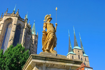 Erfurt Dom - Erfurt cathedral 09