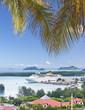 bateau de croisières à Mahé aux Seychelles