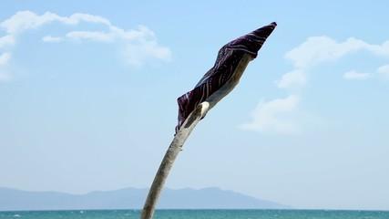 bandiera naufrago