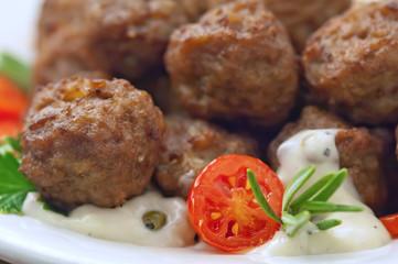 Polpette di carne - Meatballs