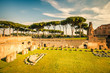 Ruins of Stadium Domitanus, Rome