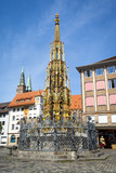 nuremberg fountain