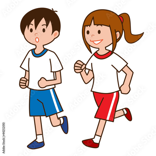 ジョギング 子供