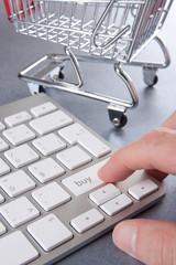 E-shop concept