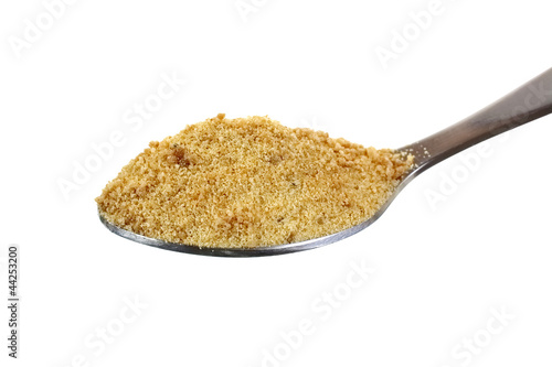 Spoon Coconut Palm Sugar Granules