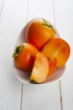 Owoce persymona kaki