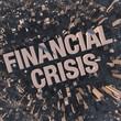 """Financial crisis"" - Illustration"