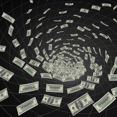 black hole_dollars