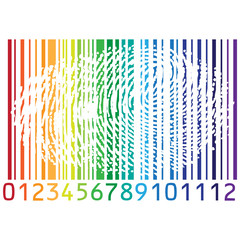 BARCODE COLOR FINGERPRINT