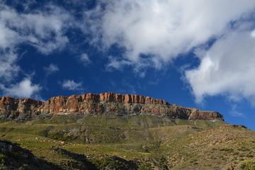 Panorama al Karoo National Park