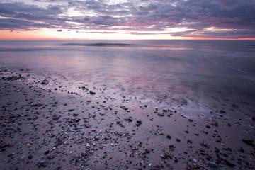 Ostsee am Abend