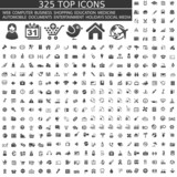 325 grey Top Icons