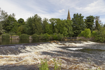 River Ericht at Blairgowrie