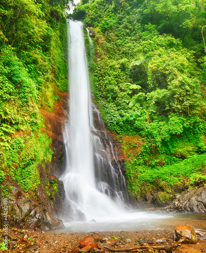 Foto op Plexiglas Indonesië Waterfall