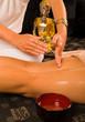 Oriental leg massage