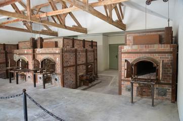 Dachau - forni crematori 1-1
