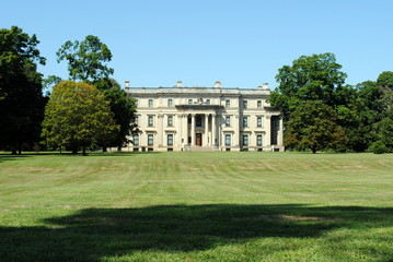 Vanderbilt Mansion, Hyde Park, NY, USA